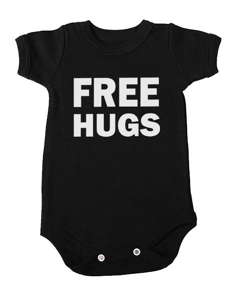 free hugs baby black