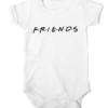 friends baby white