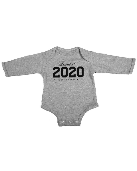limited edition 2020 baby grey long sleeve