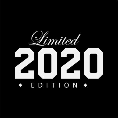 limited edition 2020 black square