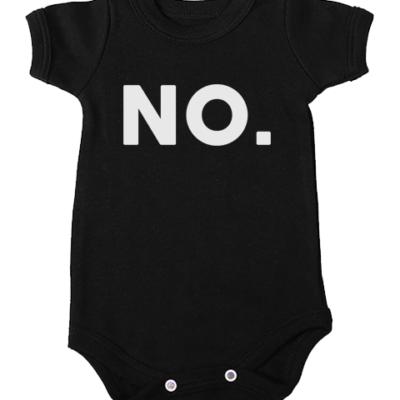 no baby black