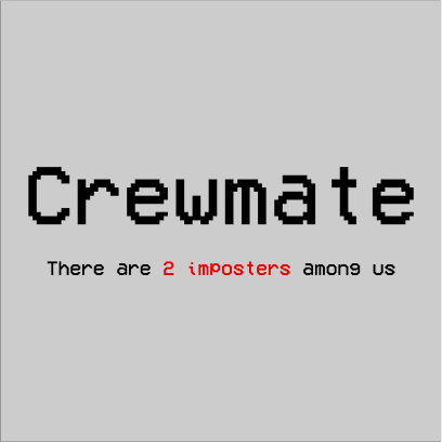 crewmate grey square