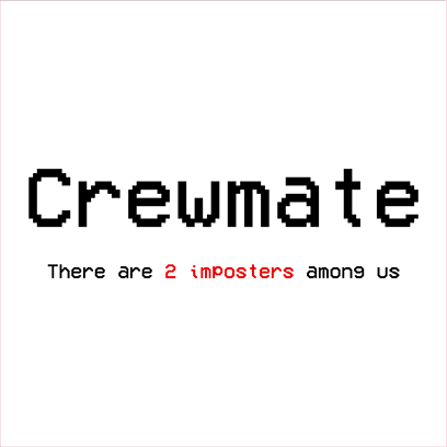 crewmate white square