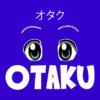 otaku blue square