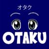 otaku navy square