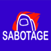 sabotage blue square
