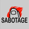 sabotage grey square