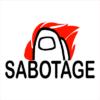 sabotage white square