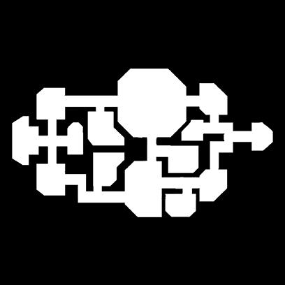 spaceship map black square