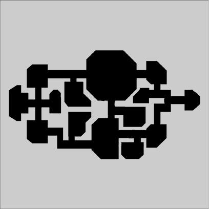 spaceship map grey square