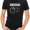 the innocent mens tshirt black