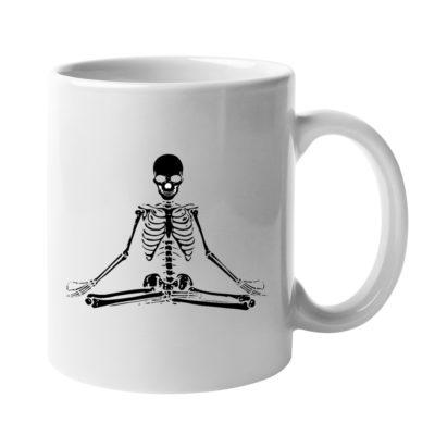 Zen Skull mug