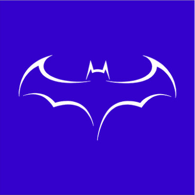 Batman Outline Logo