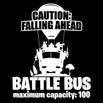 battle bus black square