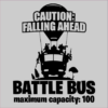 battle bus grey square