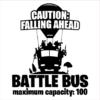 battle bus white square