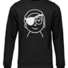 morty evil black sweater