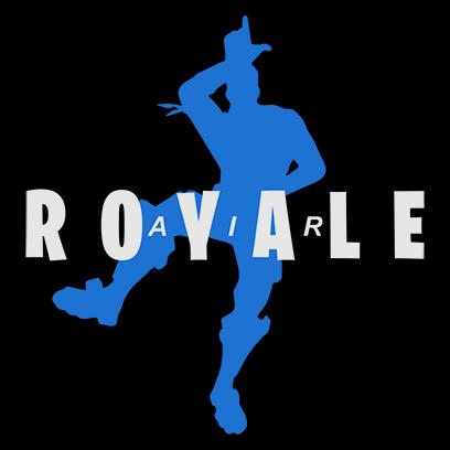 royale black square