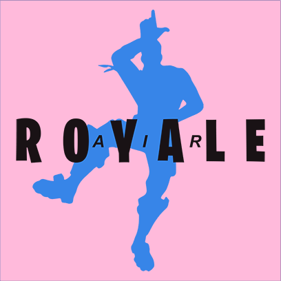 royale pink square