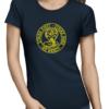 strike first cobra ladies tshirt navy
