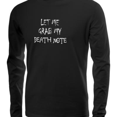 Grab Death Note