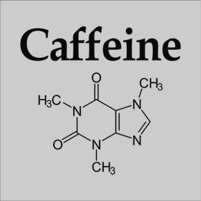 Caffeinate Molecule