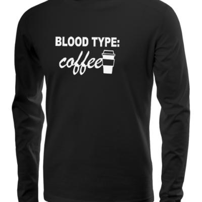 Coffee Blood Type
