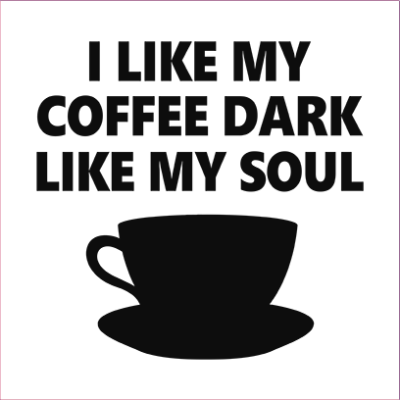 Dark Coffee Dark Soul