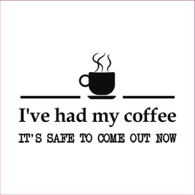 Had Coffee
