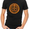 TVA mens tshirt black