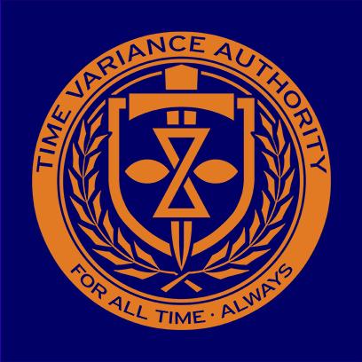 TVA navy square