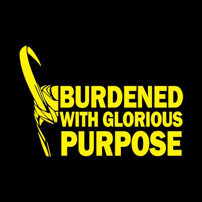 glorious purpose black square