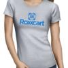 roxxcart ladies tshirt grey