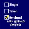Single Taken Burden